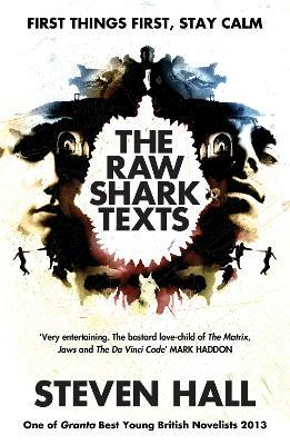 The Raw Shark Texts Cover Image