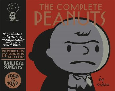 The Complete Peanuts 1950-1952 Cover Image