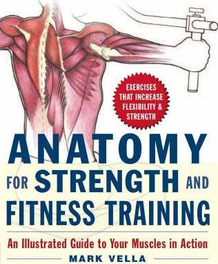 Anatomy for Strength and Fitness Training : Mark Vella : 9781847731531