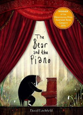 The Bear and the Piano Cover Image