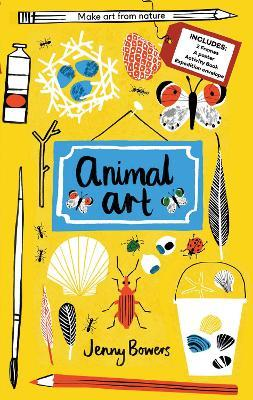 Little Collectors: Animal Art Cover Image