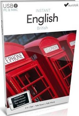 Instant English (British), USB Course for Beginners (Instant USB)