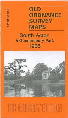 South Acton and Gunnersbury Park 1935