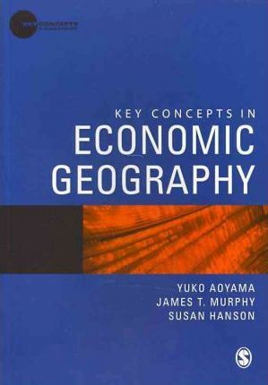 Key Concepts in Economic Geography Cover Image