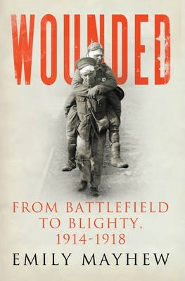 Wounded Cover Image