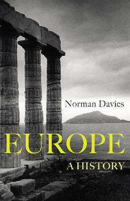 Europe : A History