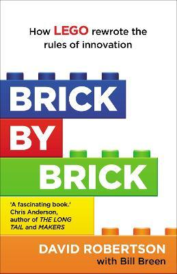 Brick by Brick Cover Image