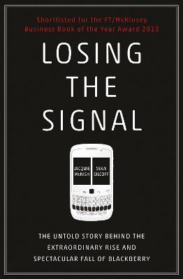 Losing the Signal Cover Image