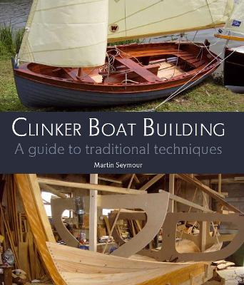 Clinker Boat Building Cover Image