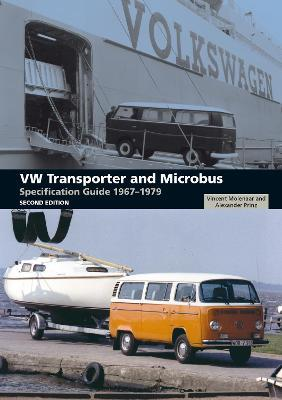 vw transporter and microbus specification guide 1967 1979 vincent rh bookdepository com 1967 VW Pick Up Photos 1967 Volkswagen Bus