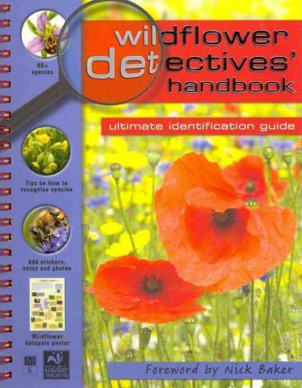 Wildflower Detectives' Handbook Cover Image