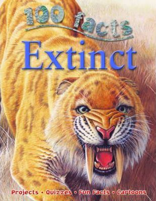 100 Facts - Extinct Cover Image
