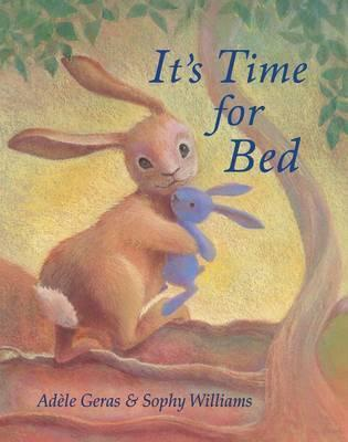 It's Time for Bed Cover Image