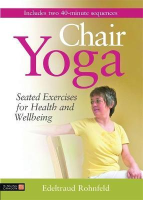 Chair Yoga DVD Cover Image