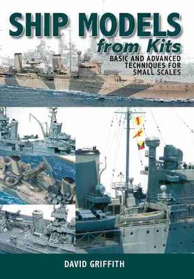 Ship Models from Kits Cover Image