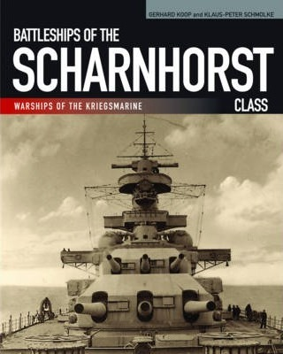 Battleships of the Scharnhorst Class