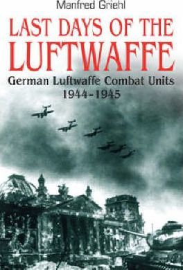 Last Days of the Luftwaffe Cover Image