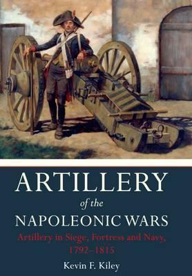 Artillery of the Napoleonic Wars V 2 Cover Image