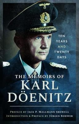 The Memoirs of Karl Doenitz Cover Image