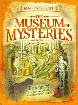 The Museum of Mysteries (Maths Quest) Cover Image