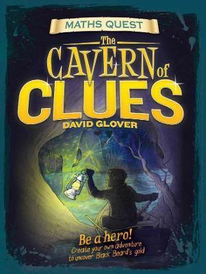 The Cavern of Clues (Maths Quest) Cover Image