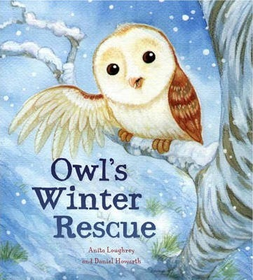 Animal Seasons: Owl's Winter Rescue Cover Image