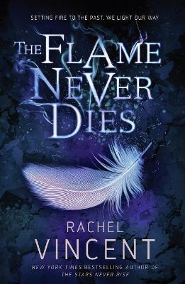 The Flame Never Dies Cover Image