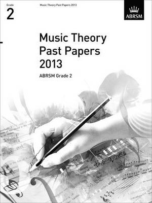 Music Theory Past Papers 2013, ABRSM Grade 2