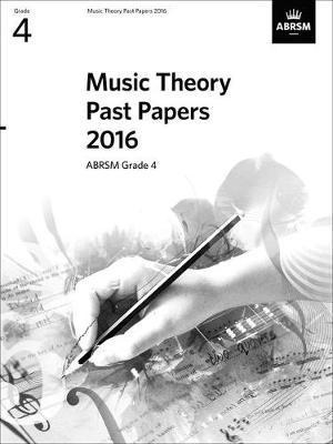 Music Theory Past Papers 2016