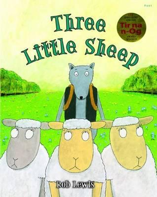 Three Little Sheep Cover Image