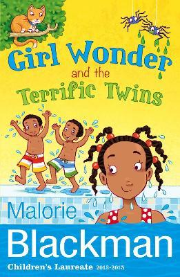 Girl Wonder and the Terrific Twins Cover Image
