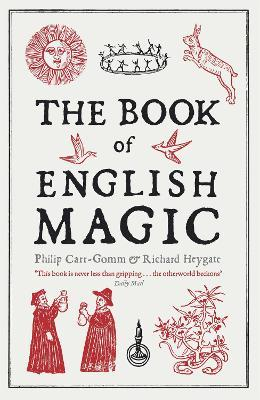 The Book of English Magic Cover Image