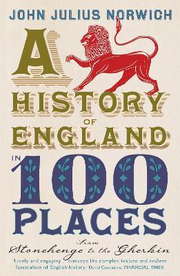 A History of England in 100 Places Cover Image