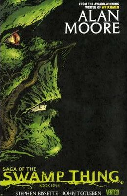 Saga of the Swamp Thing: Bk. 1