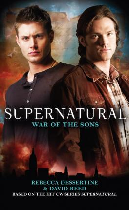 Supernatural : War of the Sons Cover Image