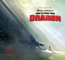 The Art of How to Train Your Dragon Cover Image