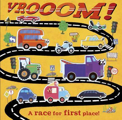 Vrooom!: A Race for First Place!