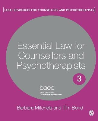essential law for counsellors and psychotherapists pdf
