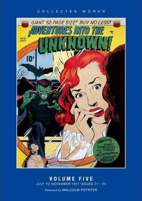 Adventures into the Unknown: Volume 5