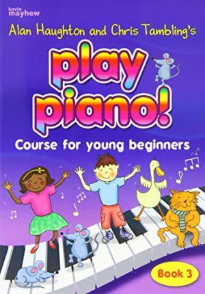 PLAY PIANO 3 STUDENT