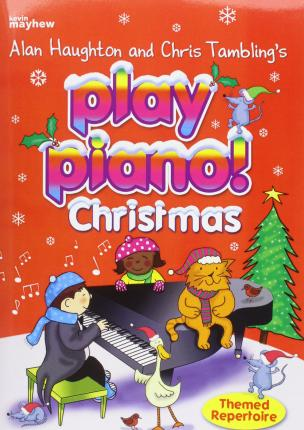 PLAY PIANO REPERTOIRE CHRISTMAS