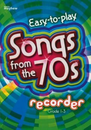 SONGS FROM THE 70S RECORDER