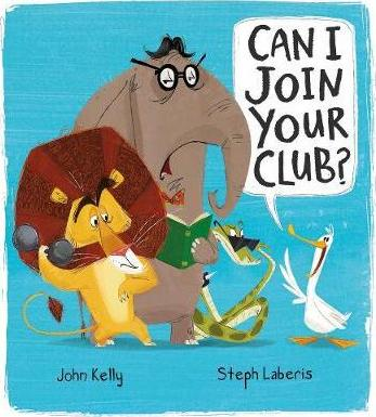Image result for can i join your club book