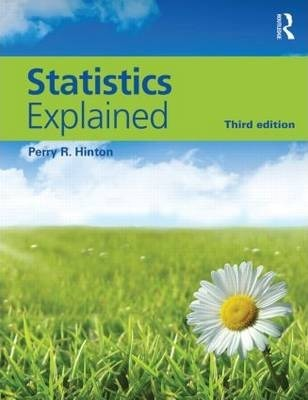 Statistics Explained Cover Image