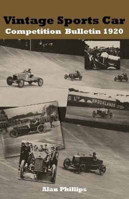 The Vintage Sports Car Competition Bulletin 1920
