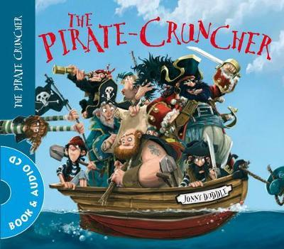 The Pirate Cruncher Cover Image