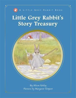 Little Grey Rabbit Treasury Cover Image