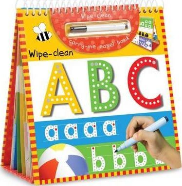 Wipe Clean ABC Easel