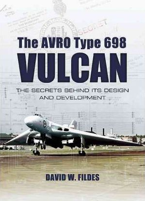 The Avro Type 698 Vulcan Cover Image