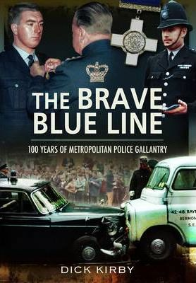 The Brave Blue Line Cover Image